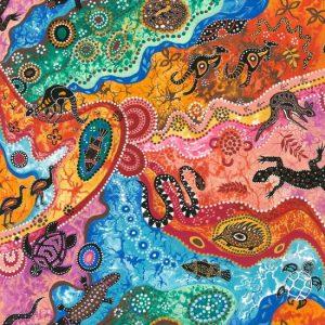 Australian Indigenous - Dilkara
