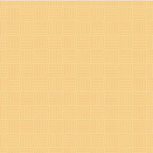 Roseberry Cottage Orange Grid