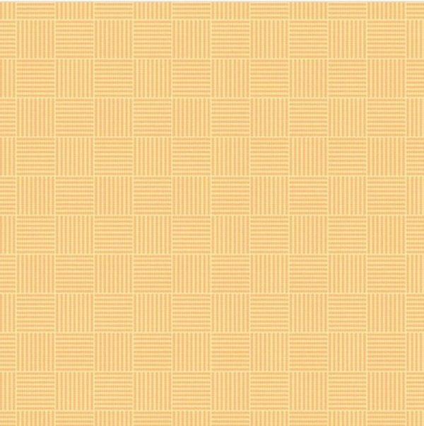 Roseberry Cottage Orange Grid