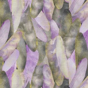 Dance of the Dragonfly - Light Purple Wings