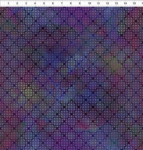 Diaphanous : Purple Tones - Design 6