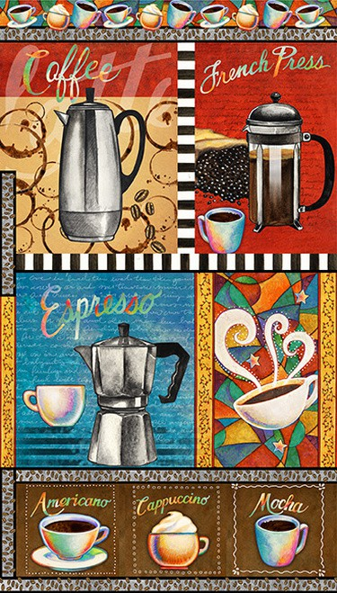 Brewed Awakenings - Coffee Patch
