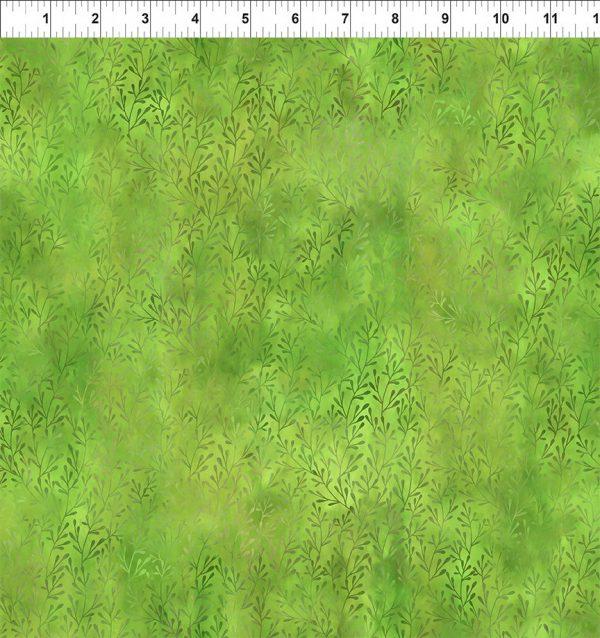 Rainbow of Jewels - Grass Green