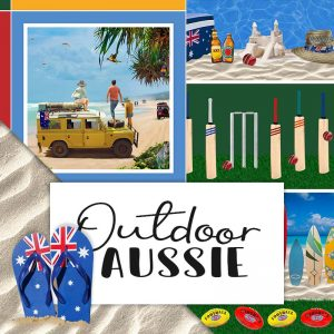 Outdoor Aussie - Coming March