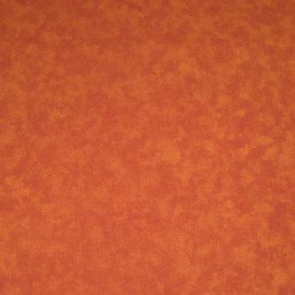 Wide Width Backing - Mottled Orange