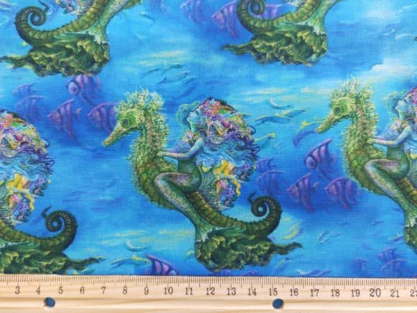 Mystic Ocean - Seahorses