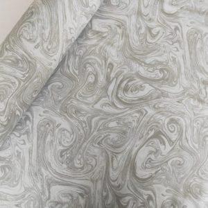 Wide Width Backing - Light Grey Marble