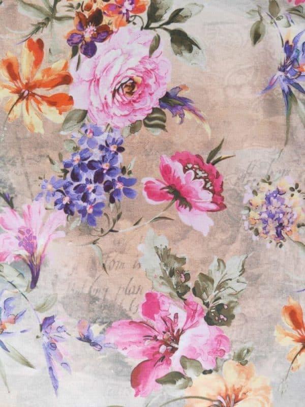 Bouquet of Flowers - Mixed Sand Digital Print