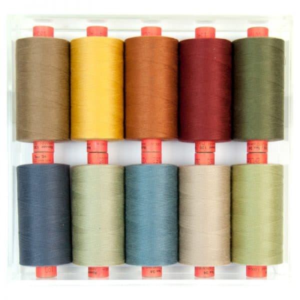 Rasant Thread Box - Earthy