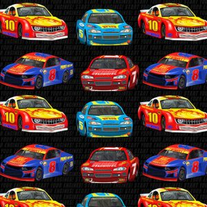 Start Your Engines - Racing Cars