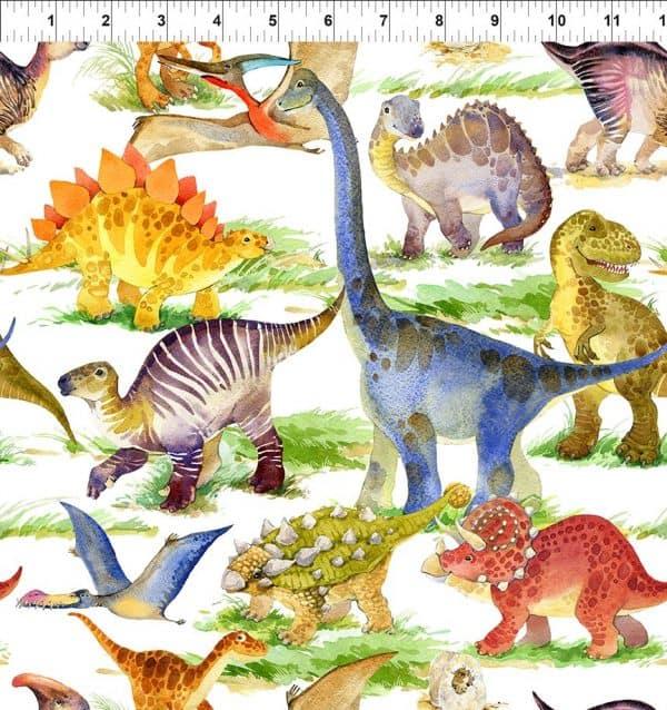 Dinosaur Friends - Coming January 2021