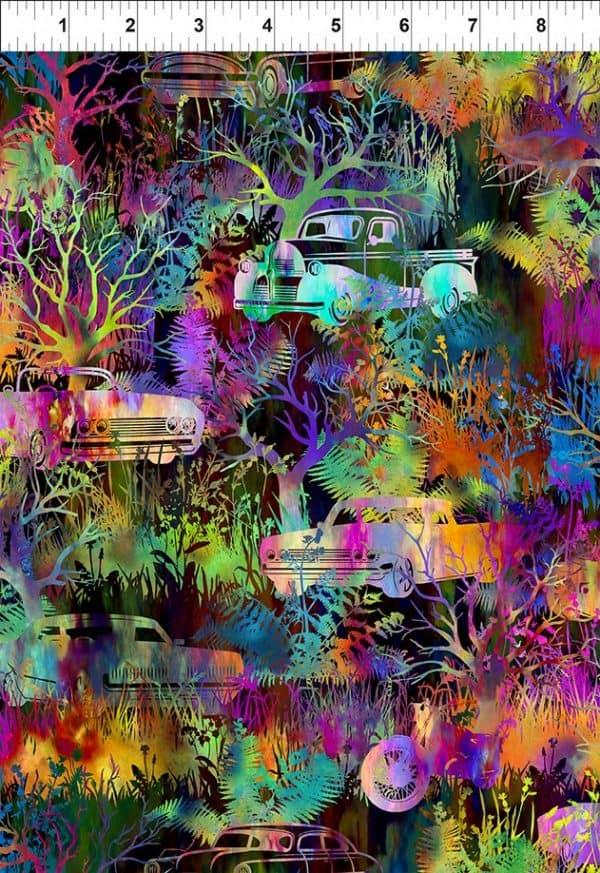 Urban Jungle Cars & Utes