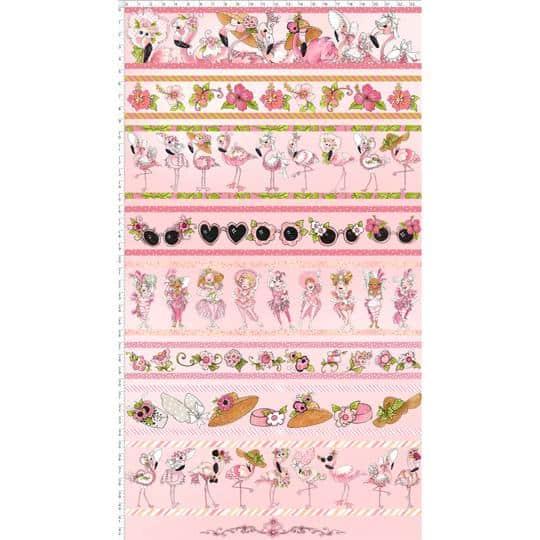 Flamingo Fancy - Stripe