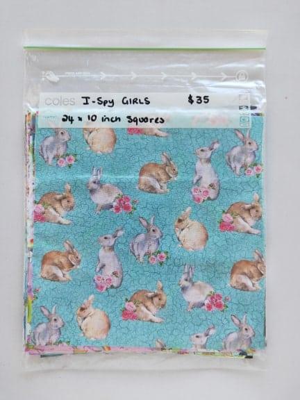 24 piece I-Spy 10 Inch Pack -Girls