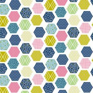 Wildflower Honey - Hexagons