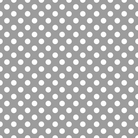 Grey and White Dot