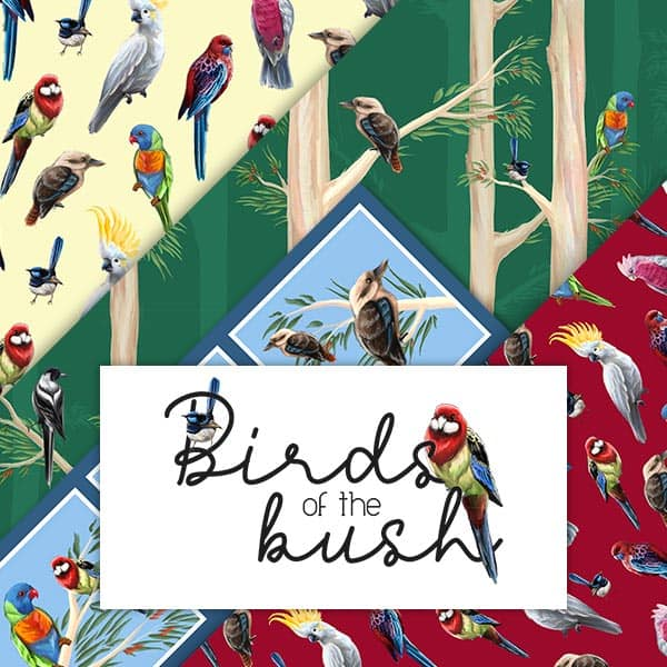 Birds of the Bush - Coming February