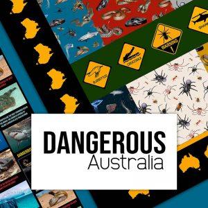 Dangerous Australia - Coming November