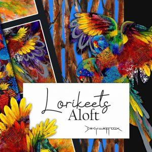 Lorakeets Aloft - Coming March