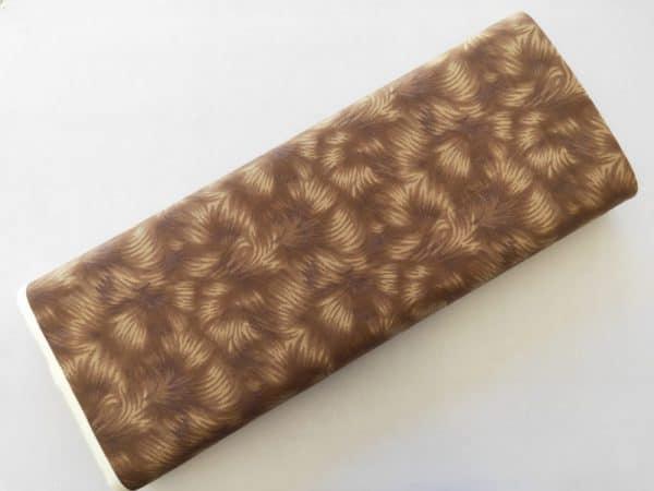 Textured Brown-Tan
