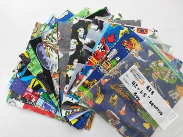 42 piece I-Spy Pack - Boys