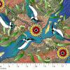 Indigenous Australia - Kingfisher Camp Ecru