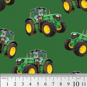 John Deere Style Tractors