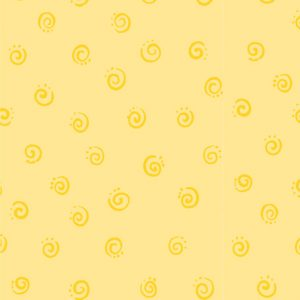 Susybee - Basic Squiggle Yellow