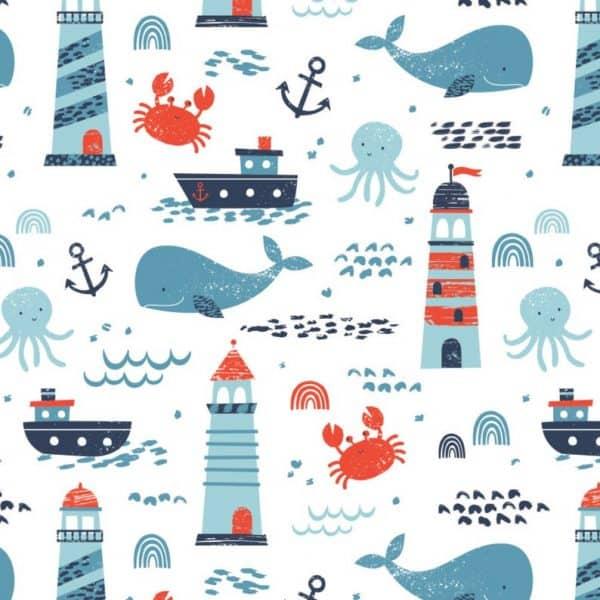 Nautical - Beyond the Sea