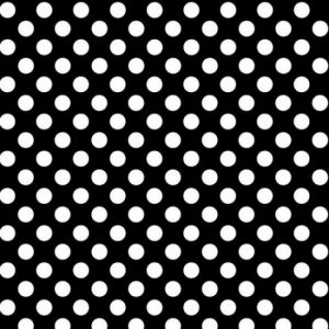 Black and White Dot